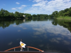 6.12 Glassy Water in the Mohawk
