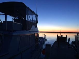 615 Lake Ontario Sunset