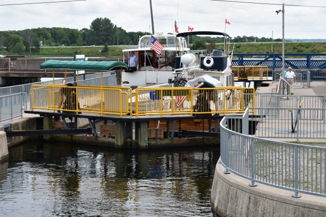 Trenton to Midland – The Trent Severn Waterway – On Sabbatical