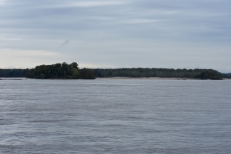 Giboney Island across from Cape Girardeau