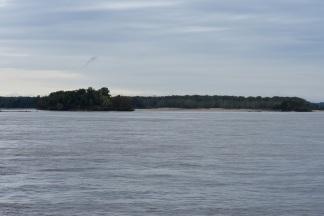 Giboney Island across from Cape Girardeau