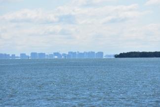 Approaching Sarasota